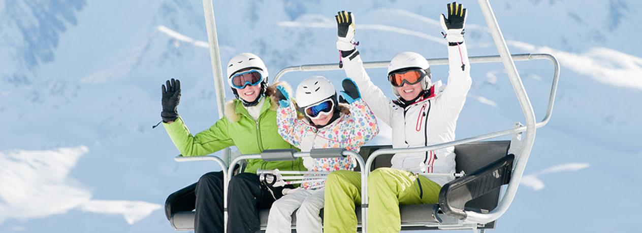 Skispaß in Veitsch