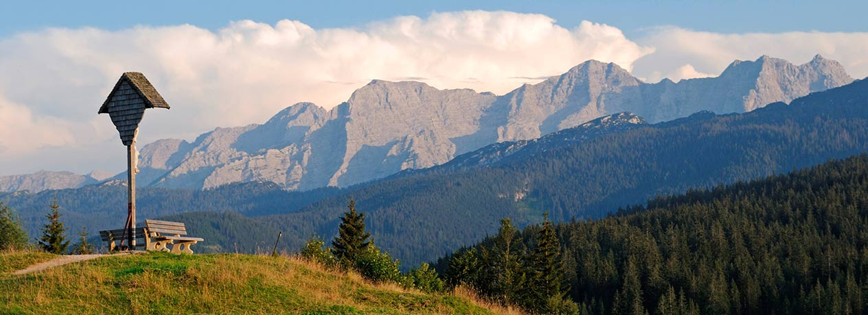 Naturparadies in Bayern
