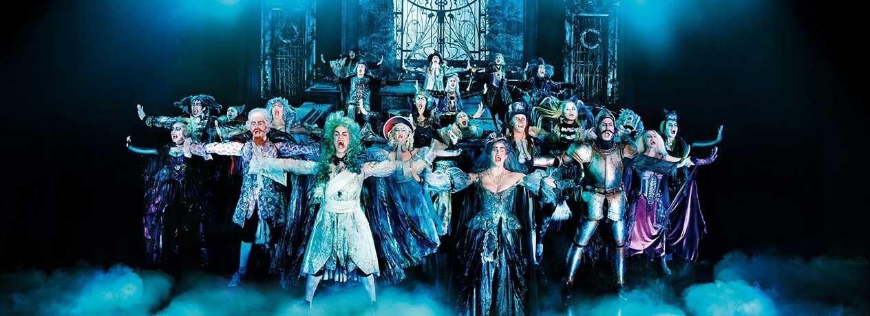 TANZ DER VAMPIRE im Deutschen Theater München