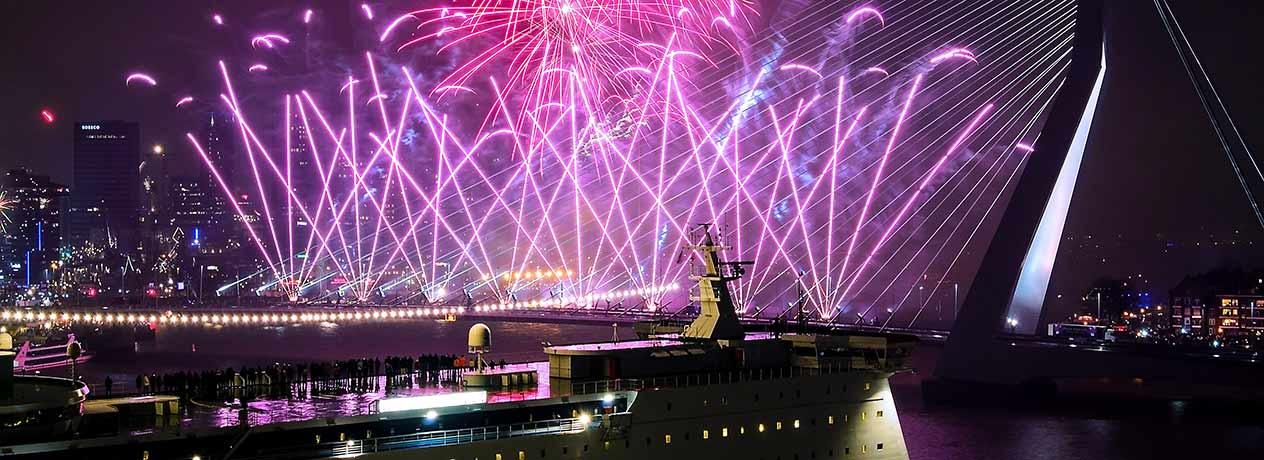 Pride of Rotterdam: Auf ins neue Jahr