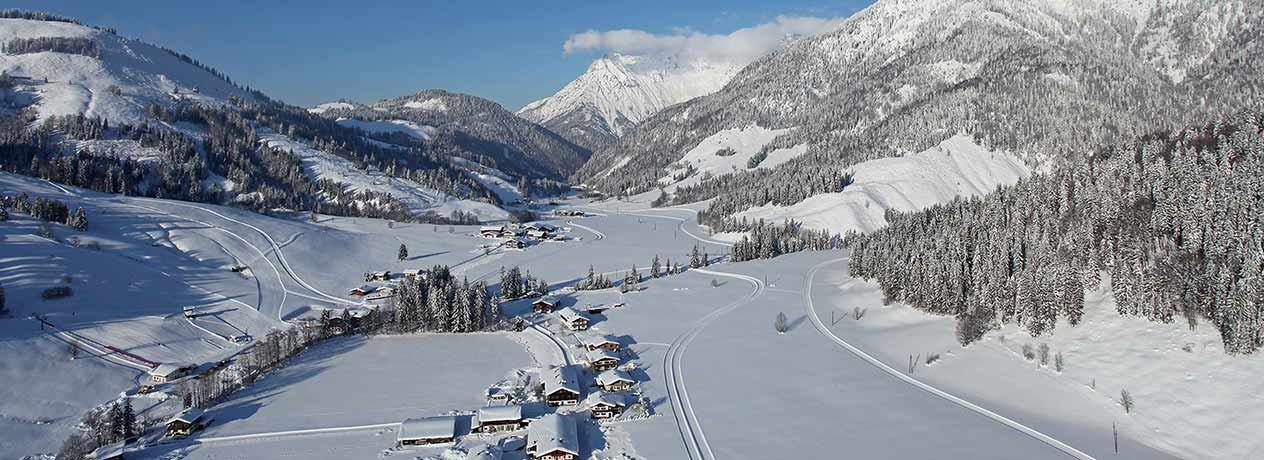 Winterparadies Hochfilzen
