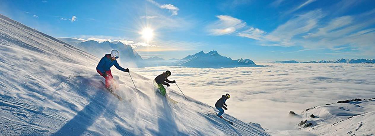 Pistengaudi im Herzen der Schweiz