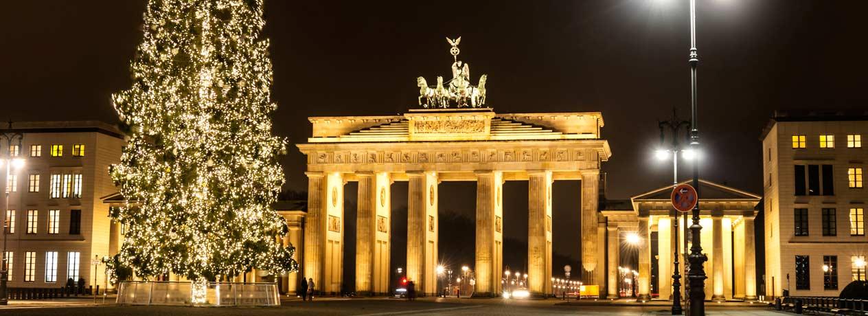Berlin: Weihnachtsduft liegt in der Luft