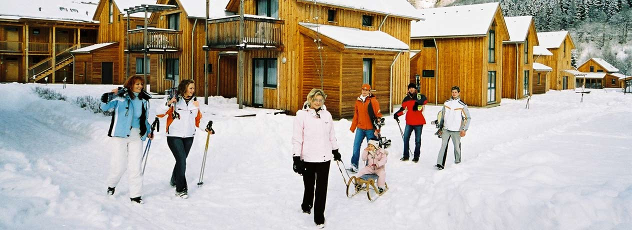 Familienwinter in St. Georgen am Kreischberg